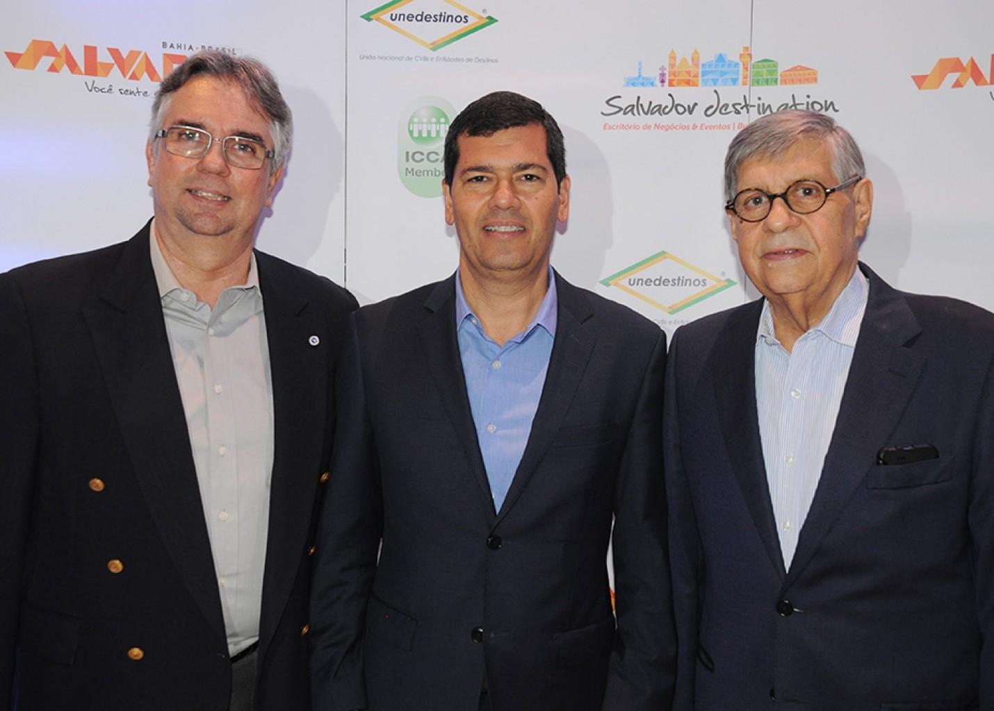 Salvador retoma posição de destaque como destino de Negócios em 2020, diz secretário