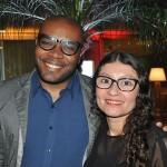 Danilo Brito e Giselle Pina, da Europlus