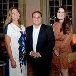 Deborah Baldin,  Luiz Araujo Jr e Gabriela Delai, da Disney