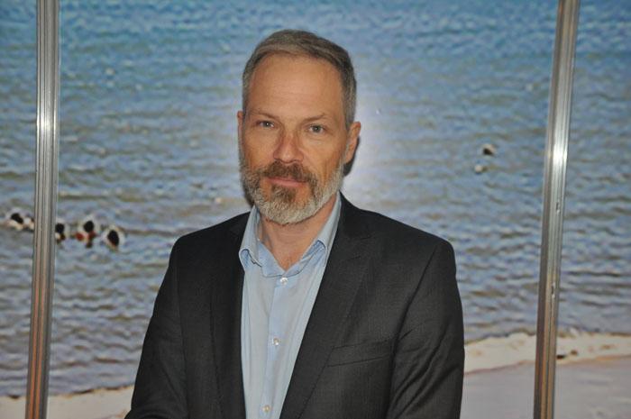 Diego Piquin, diretor executivo do Turismo de Bariloche