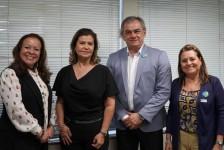 Embratur se reúne com representantes da ANBTR para melhorar divulgação de produtos