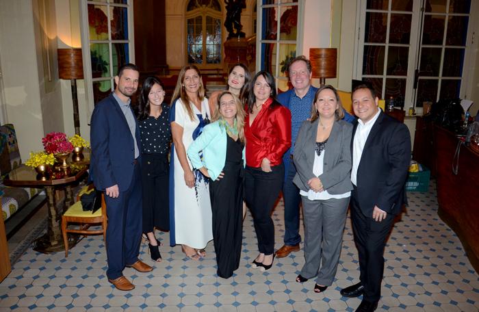 Equipe de vendas da Disney Destinations