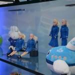 Espaço Kids tem produtos que podem ser encontrados a bordo