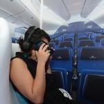 Experiência de Realidade Virtual permite um passeio por dentro de uma aeronave da KLM