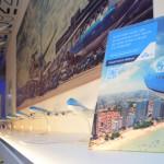 Exposição conta a história da KLM