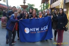 New Age realiza famtour para Gramado