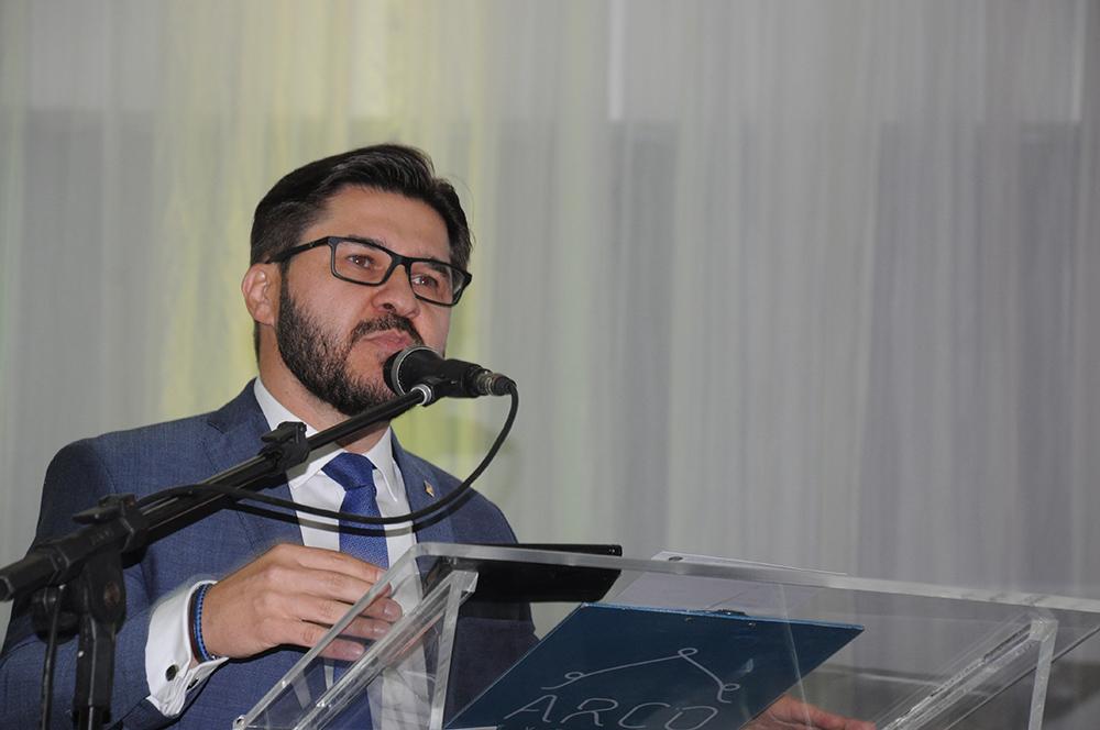 Gilson Lira, diretor de Promoção e Inteligência Turística da Embratur
