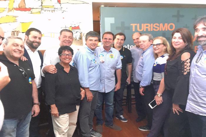 """Evento """"+Turismo +Moda + Eventos - Retomada do Crescimento"""", que reuniu cerca de 400 empresários da cadeia produtiva"""
