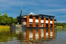 Peralta Cruise explora atrativos da região do Pantanal
