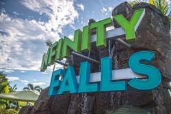 Conheça o Infinity Falls, mais nova atração do SeaWorld