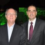 James Giacomini, da Diversa, e Konstatinos Pappas, da Incentivare