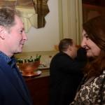 Jeff Van Langeveld, VP de Vendas e Marketing da Disney, e Magda Nassar, presidente da Braztoa