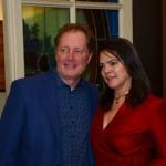 Jeff Van Langeveld e Paula Mena Barreto, da Disney
