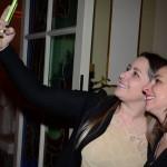 Karina Ramazzini, da Wishes Travel, e Renata Martinez, da Desvendando Orlando