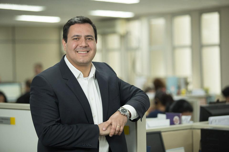 Mateus Passos, diretor de eventos da Tour House (Foto: Guto Marcondes)