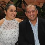 Mel Soares e Adriano Gomes, da CVC