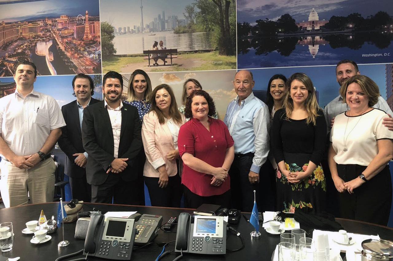 Membros da CSC se reuniram para planejar 2019