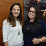 Michelle Nedelciu e Agda Tavares, da Raidho Viagens