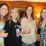 Mônica Cabral, do Minha Disney, Marianna Siqueira, do Orlando no Papo, Patrícia Parise, agente independente, e Monica Dias, da Levamo's