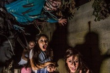 VÍDEO: M&E no Busch Gardens Howl-o-Scream 2018