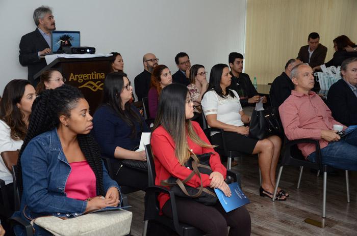 Evento buscou fornecer mais detalhes sobre o destino, buscando capacitar os agentes e intensificar as vendas