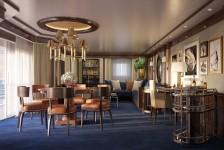 Suites da Oceania Cruises recebem decoração da Ralph Lauren