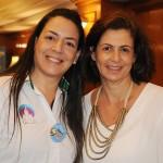 Paloma Barbosa, da Martha Rio, e Karla Haimenis, da AIT