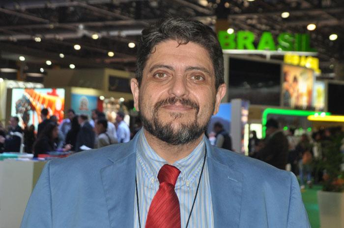 Paulo Almada, secretário de Turismo de Minas Gerais