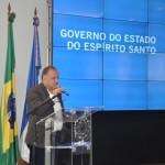 Paulo Renato, secretário do Turismo do Espírito Santo