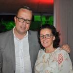 Pieter Callebaut e Anousjka Schnidt, do Visit Brussels