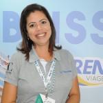 Rebecca Ferreira, gerente de Vendas da Trend para Norte e Nordeste