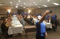 Roadshow Recife capacitoa 130 profissionais do Centro-Oeste