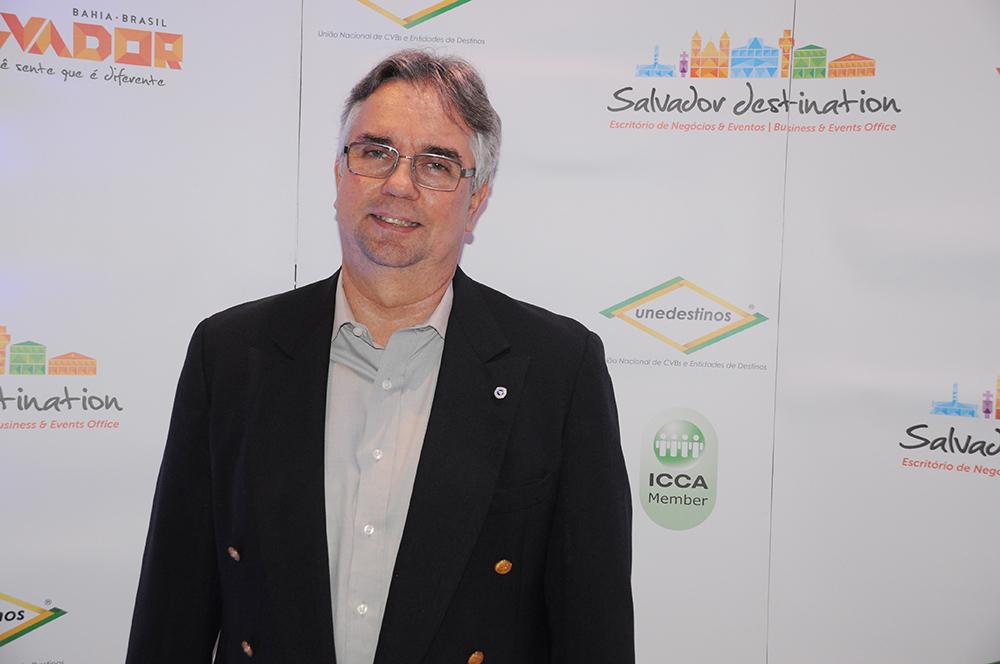 Roberto Duran, presidente do Salvador Destinations.