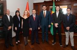 Turquia celebra relações com Brasil e destaca Turismo