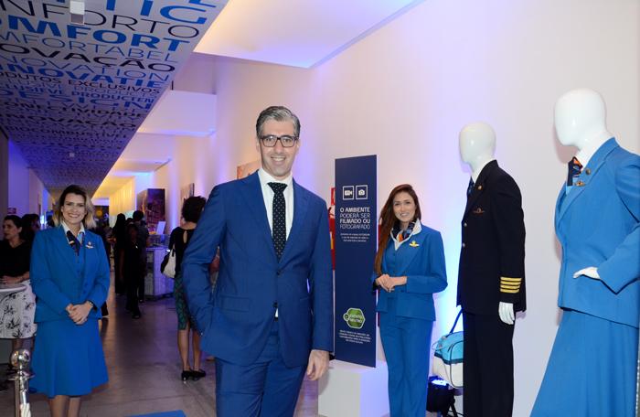 Seth Van Straten, diretor comercial da Air France-KLM