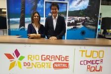 RN recebe Selo Prodetur + Turismo e passa a pleitear recursos de até R$ 500 mi