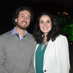 Thiago Carvalho e Juliana Rodrigues, da Ambiental Turismo,