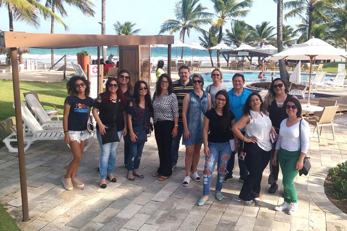 Profissionais do Rio Grande do Sul conheceram principais atrações turísticas do destino pernambucano