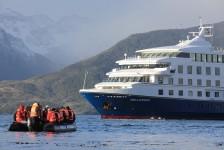 Navega Fácil registra crescimento de 150% em vendas da expedição Australis