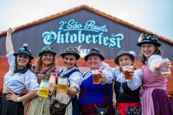2ª São Paulo Oktoberfest supera 26 mil visitantes nos três primeiros dias