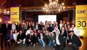 CVC e Serra Gaúcha celebram 30 anos de parceria
