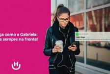 Hurb passa a enviar promoções e conteúdos exclusivos via Whatsapp