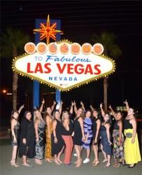 Las Vegas fecha parceria com CVC e Copa e realiza famtour para agentes de PE e SP
