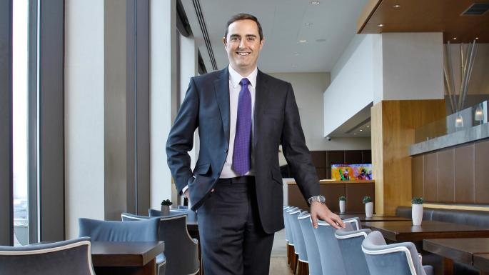 Keith Barr CEO da IHG