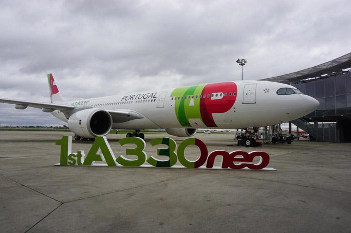Companhia foi a primeira a receber a nova aeronave