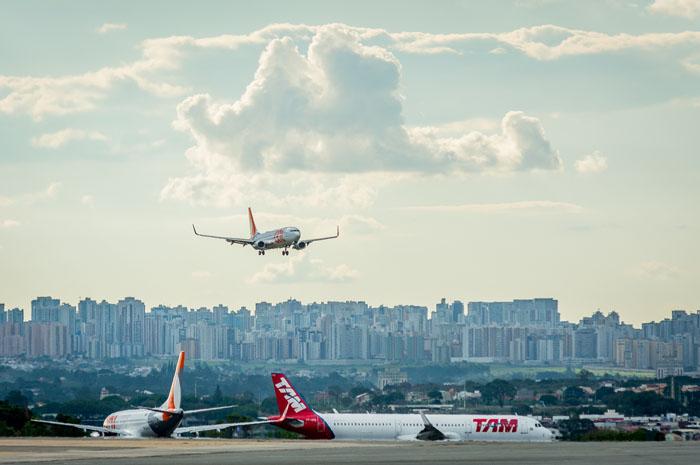 Aeroporto de Brasília - Foto Alexandre A. Bastos