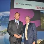 Air Canada, indicado pela revista canadense Travel-Press