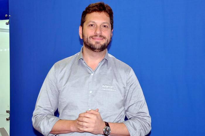 Alberto Weisser, vice-presidente de Vendas e Marketing da Avianca Brasil