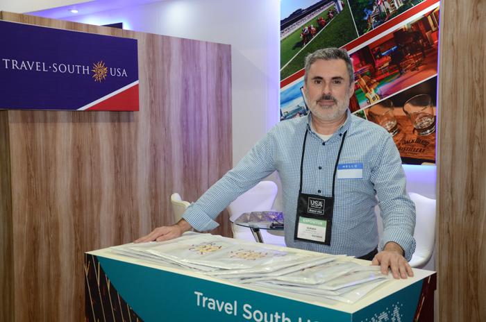 Allan Colen, da Travel South USA