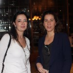 Andrea Seco, da Almeida Law, e Claudiana Campos, da Vestas